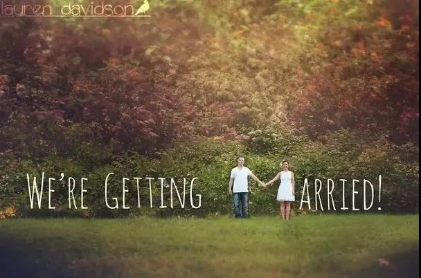 我们结婚吧 8月5日